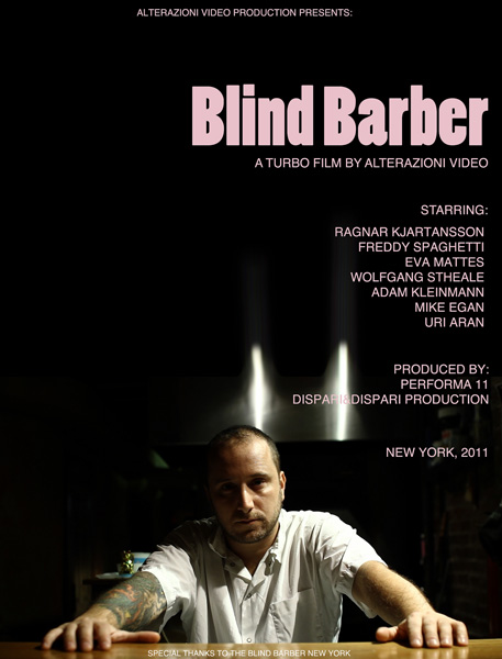 blind barber